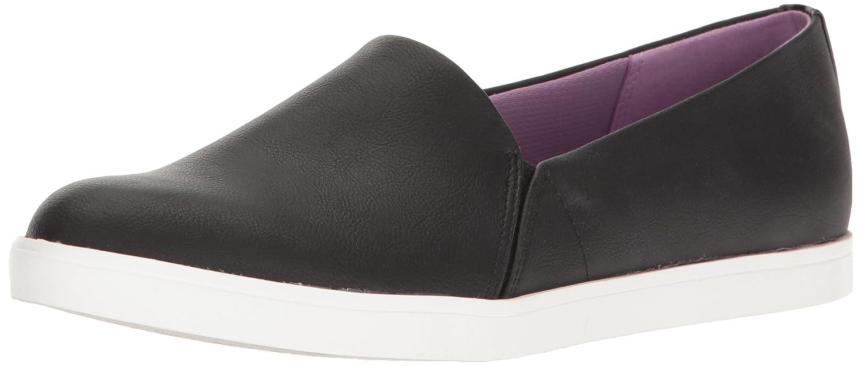 Dr. Scholl's Women's Repeat Fashion Sneaker B06XD482M3 9 B(M) US|Black Stretch