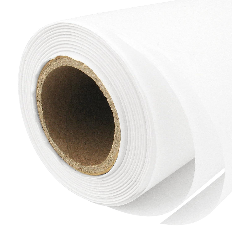Ruolo Schizzi Carta di costruzione Tracing carta per lucidi di carta carta velina carta da lucido A3 A4 30g / m² 12in x 50YD, ca.31cm x 46m Kultloggen