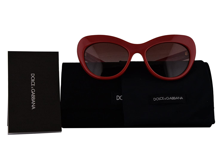 a8d3c4d89968 Amazon.com: Dolce & Gabbana Authentic Sunglasses DG6110 Fuchsia w/Pink  Gradient Lens 30978D DG 6110 (52mm): Clothing