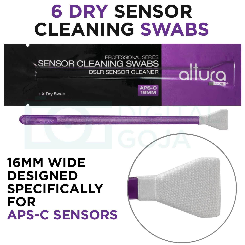 Altura Photo Professional Cleaning Kit Aps C Dslr Cameras Sensor