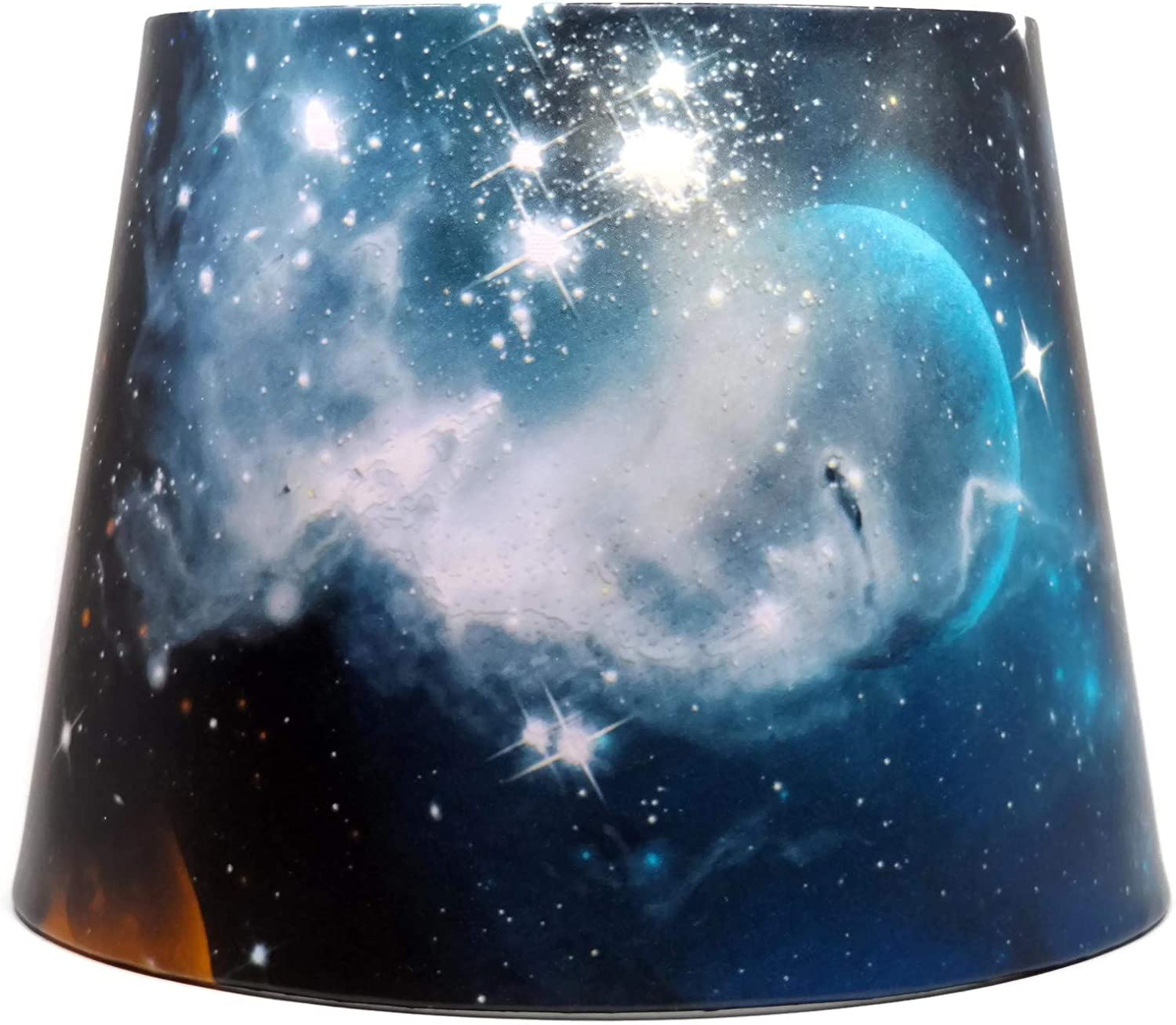Space Lampshade Ceiling Light Shade Planet Glow in The Dark