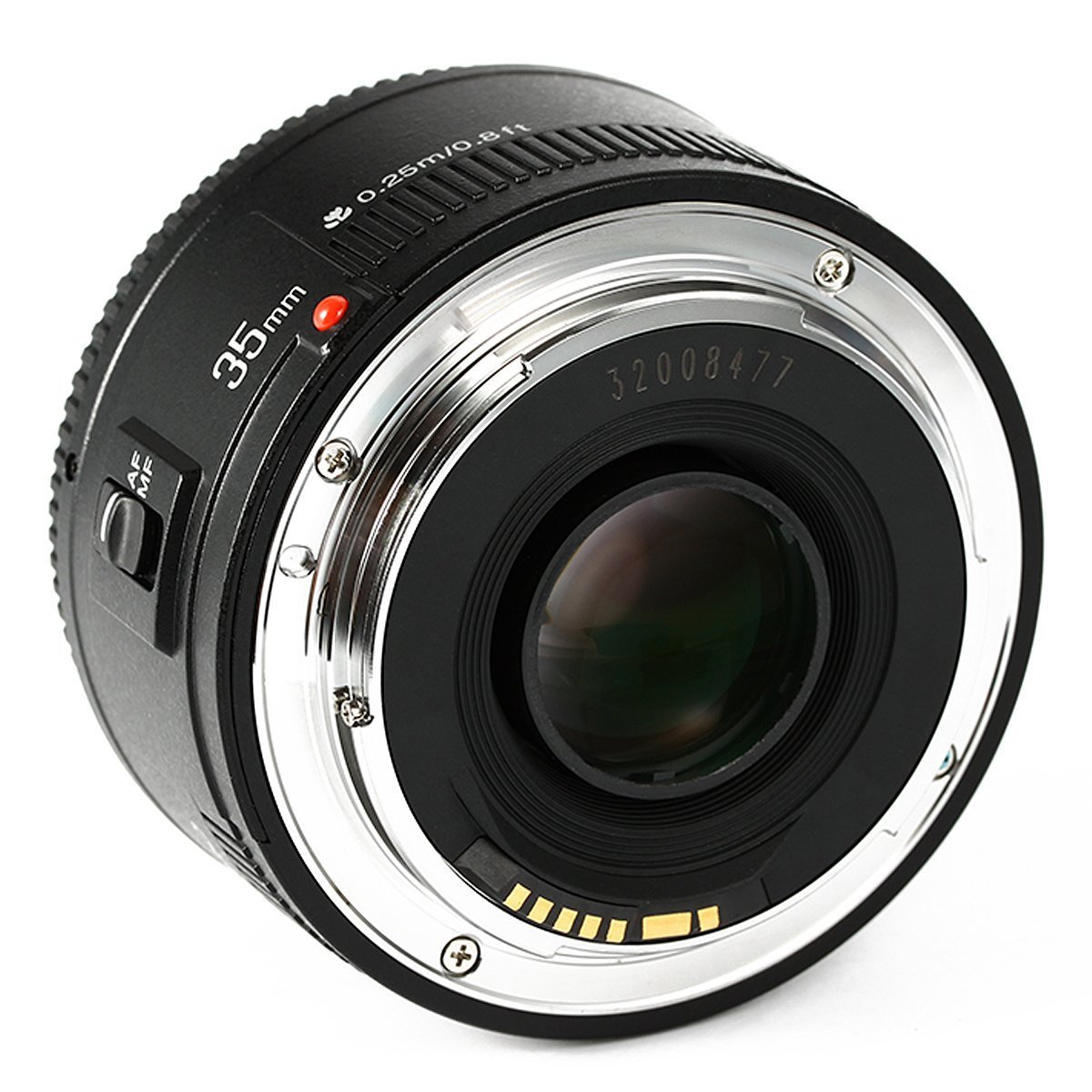 Amalen YN35mm Auto Focus Lens DSC Accessories Black Electronics ...