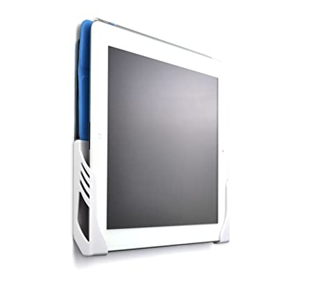 Black Screw-in Androids Koala Tablet Wall Mount Dock by Dockem; for iPads