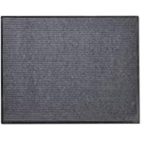 Door Mat 90x120cm Floor Area Rug Non-Skid Grey Indoor Entrance Matting Carpet