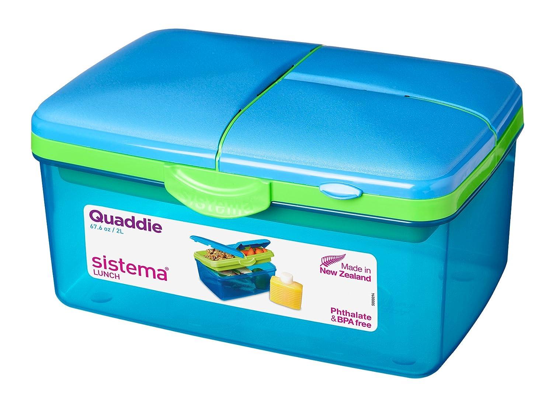 Sistema Lunch Quaddie 2 L