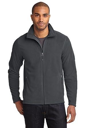 6a311625d8d Eddie Bauer - Full-Zip Microfleece Jacket at Amazon Men s Clothing ...