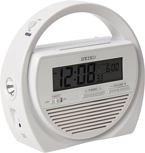 Seiko QHL060WLH Japanese Quartz Alarm Clock
