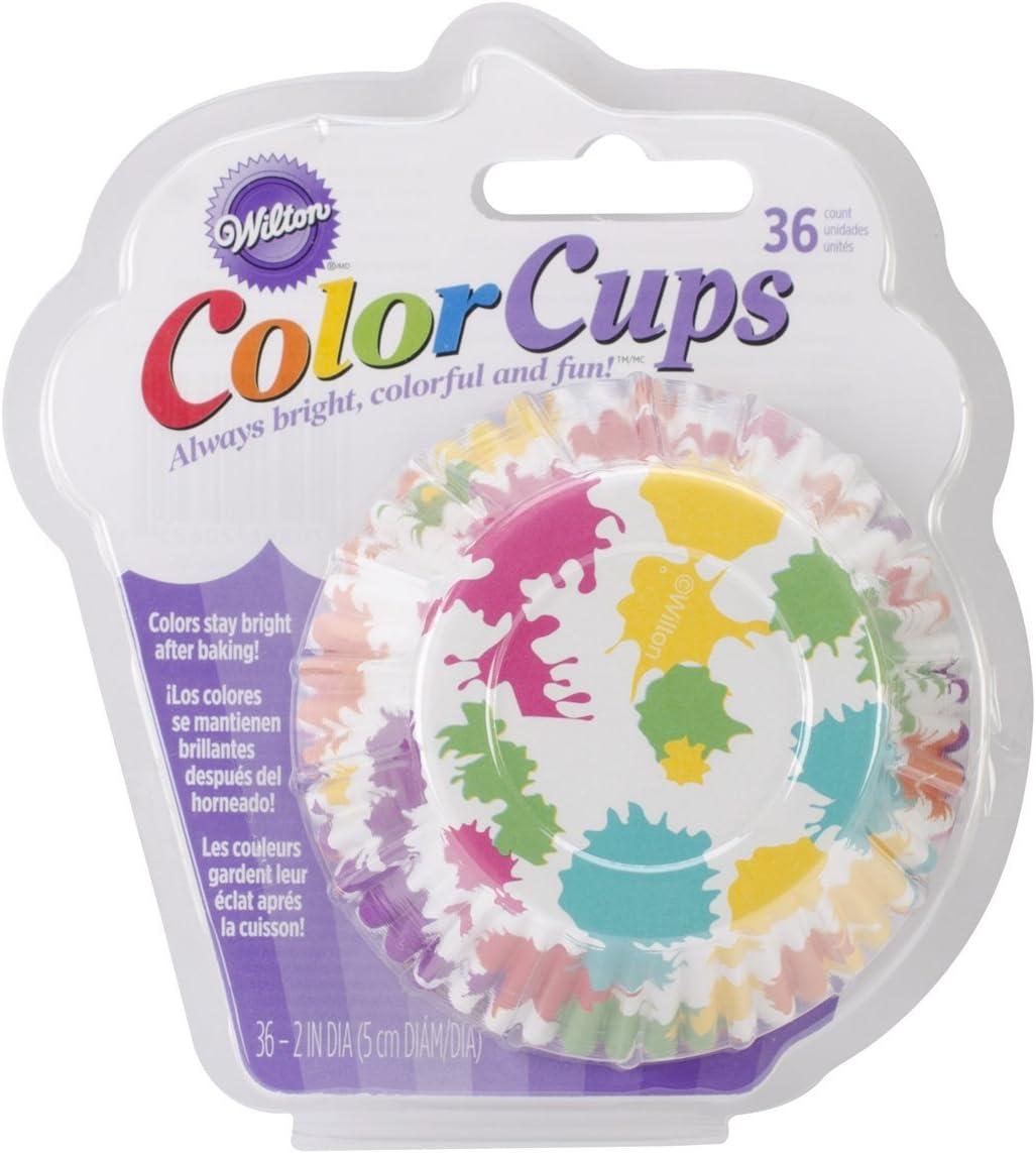 Rainbow Wilton 415-0625 36 Pieces Paint Standard Colorcup