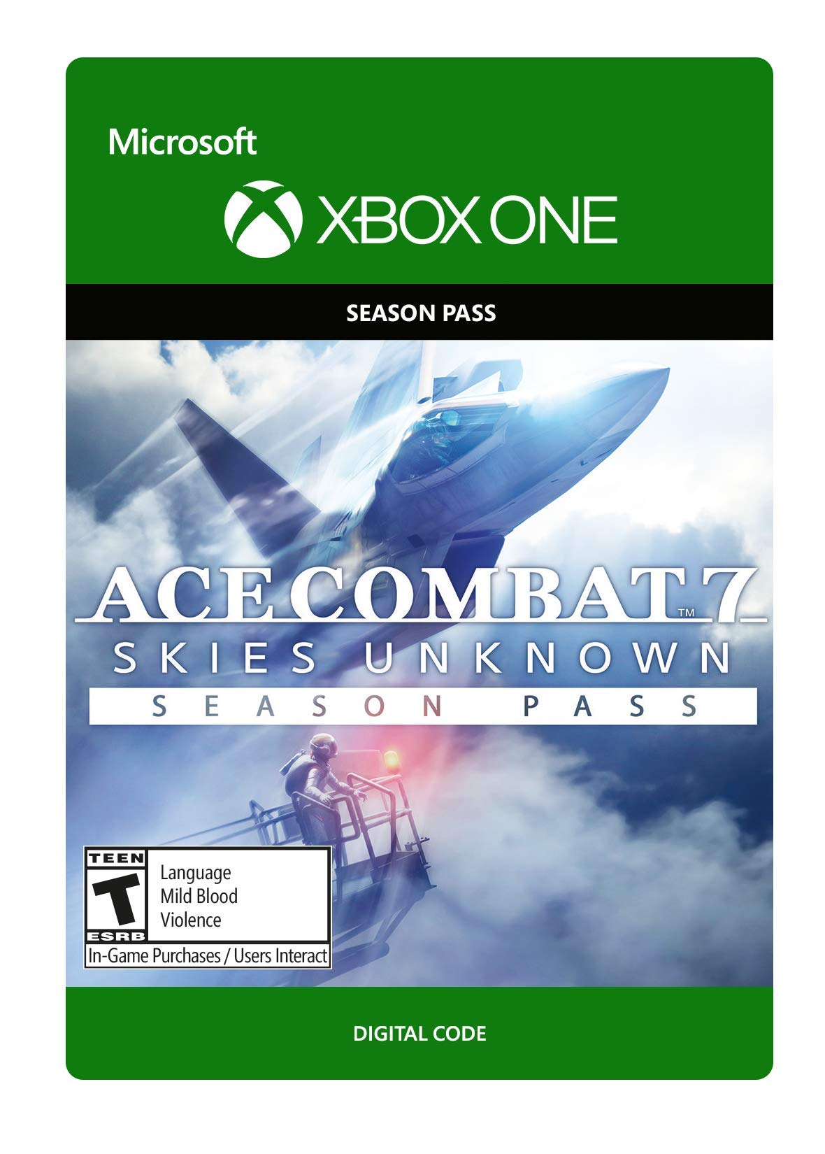 Ace Combat 7: Skies Unknown: Season Pass - Xbox One [Digital Code]