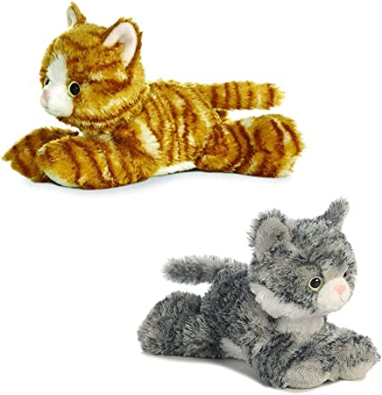 Aurora 12 Chester and Lily Cat Flopsies Bundle
