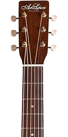 Amazon.com: Art & Lutherie Americana Series CW QIT Acoustic-Electric Guitar Bourbon Burst: Musical Instruments