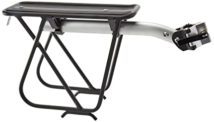 Axiom DLX Flip-Flop Cycle Rack, Black/Silver