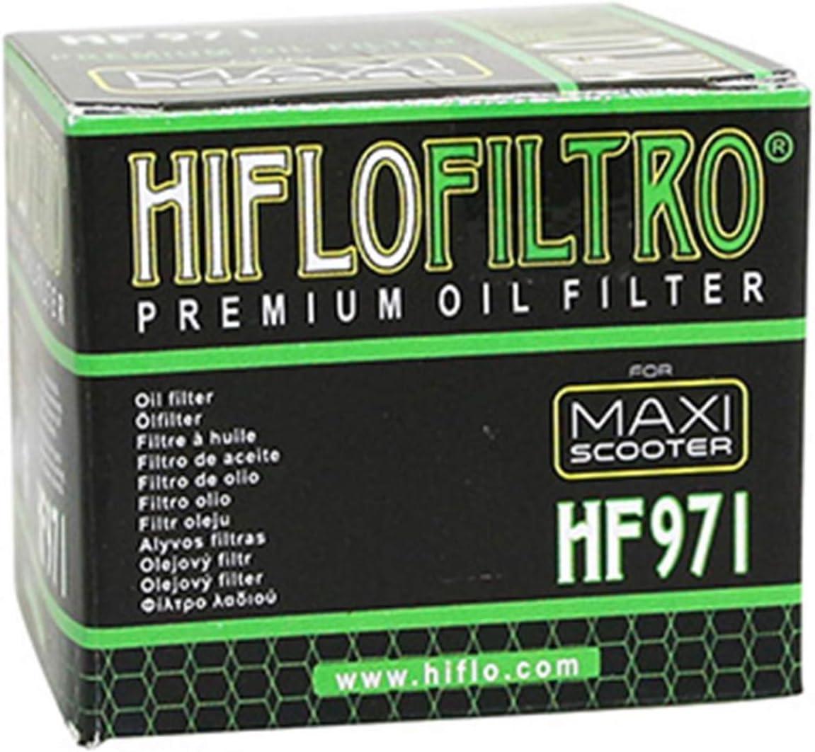 44x40mm SUZUKI 125 BURGMAN FILTRE A HUILE HIFLOFILTRO