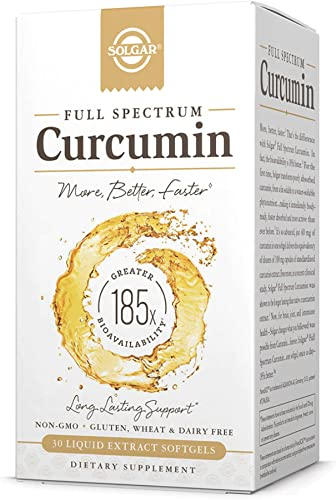 Solgar Full Spectrum Curcumin Liquid Extract