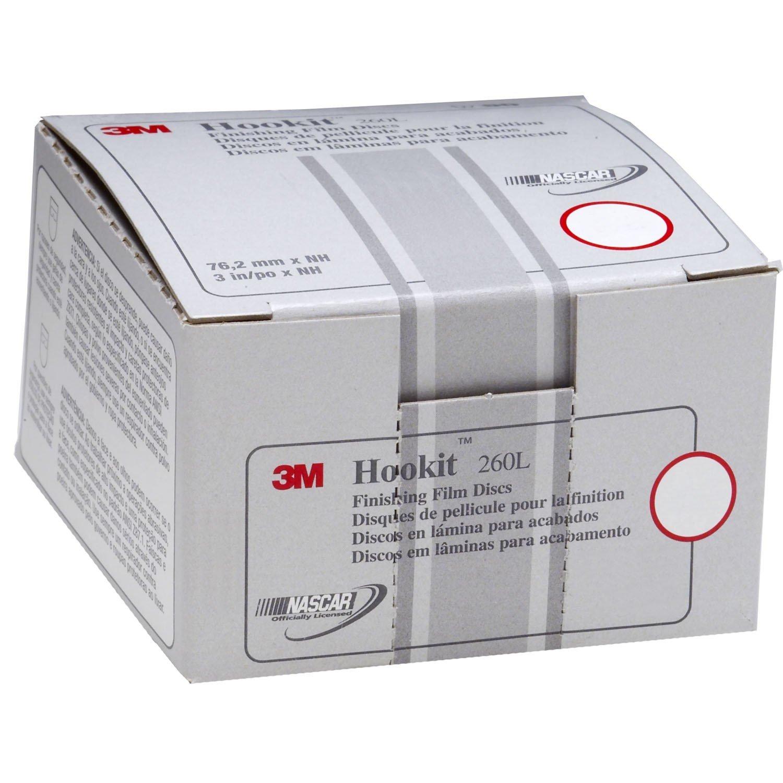 3M 00968 Hookit Finishing Film Disc 6'' P1200