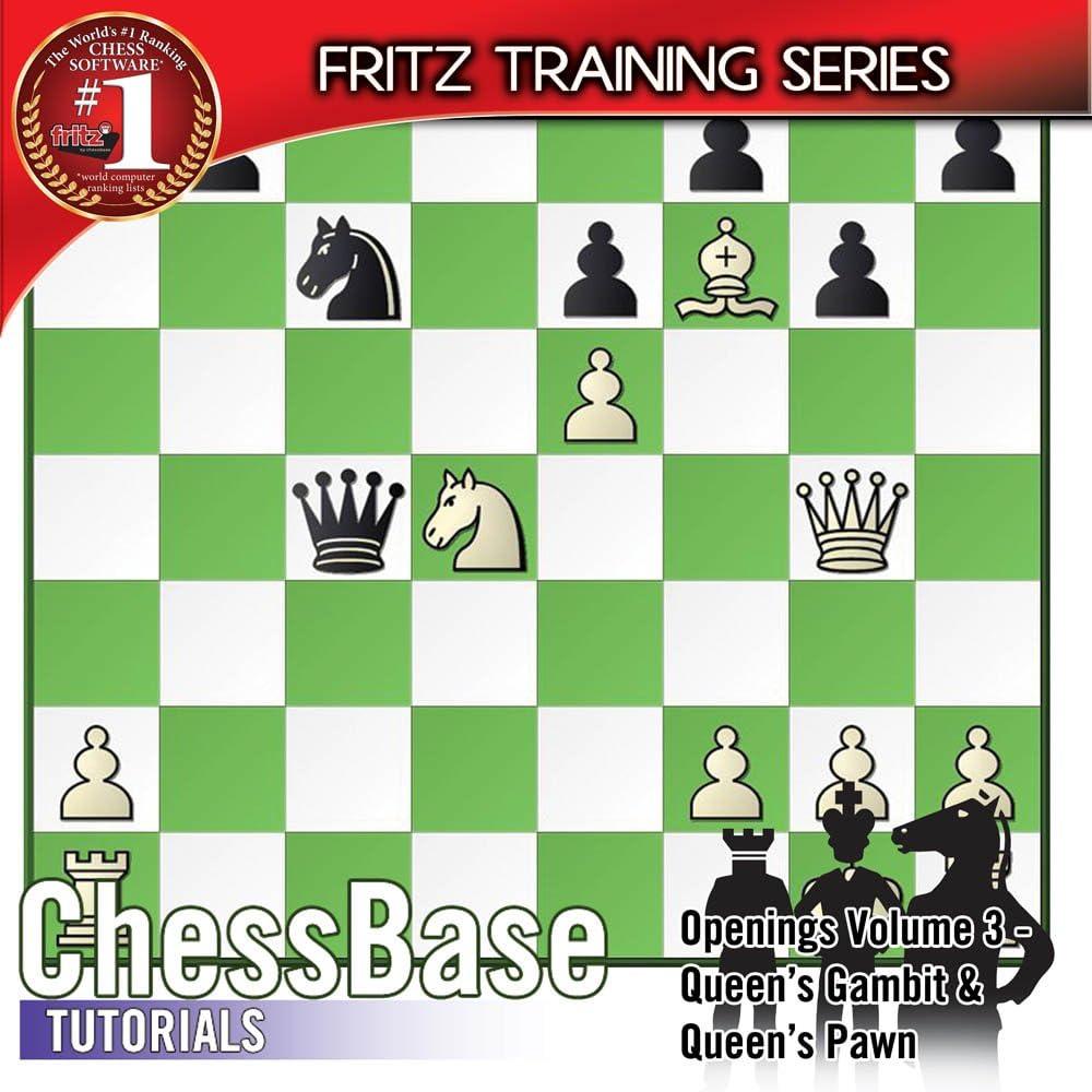 Amazon com: Chessbase Tutorials - Openings # 3: Queen's