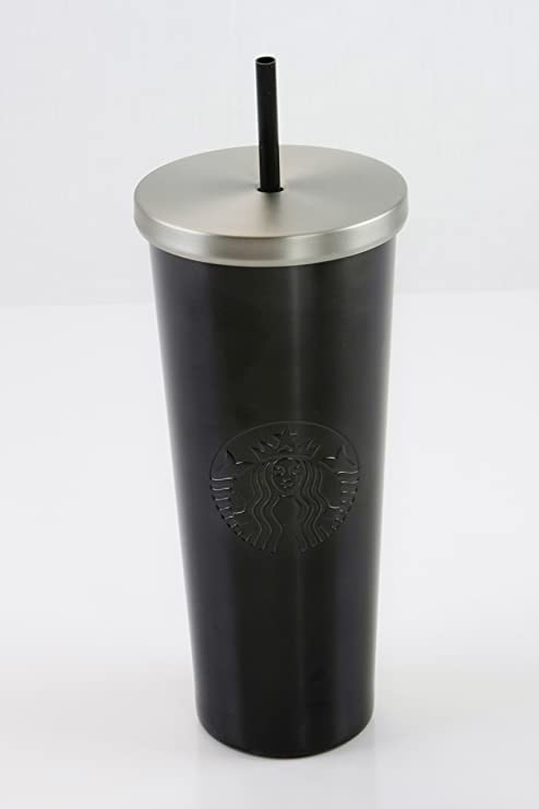 amazon com starbucks stainless steel venti 24 ounce double walled