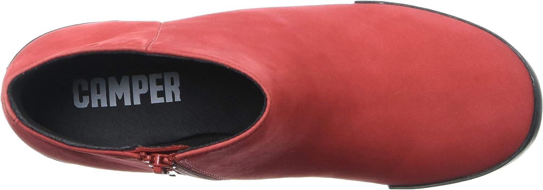 Camper Lotta K400145-009 Stiefeletten Damen Rot