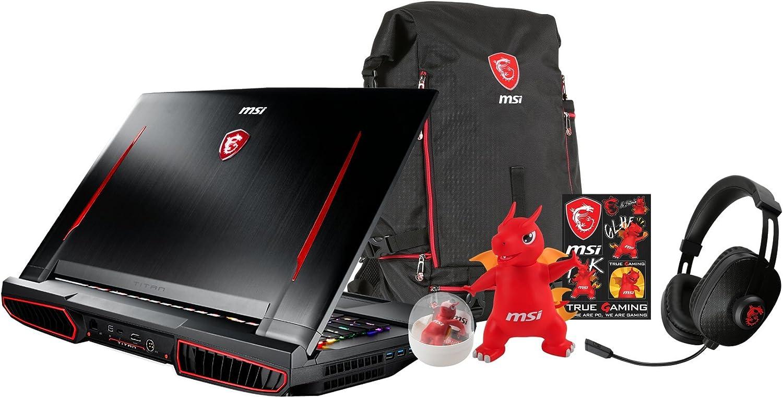 MSI GT Xmas - Pack de Gaming (Alfombrilla de ratón, Llavero dragón, Pegatinas y Auriculares): Amazon.es: Informática