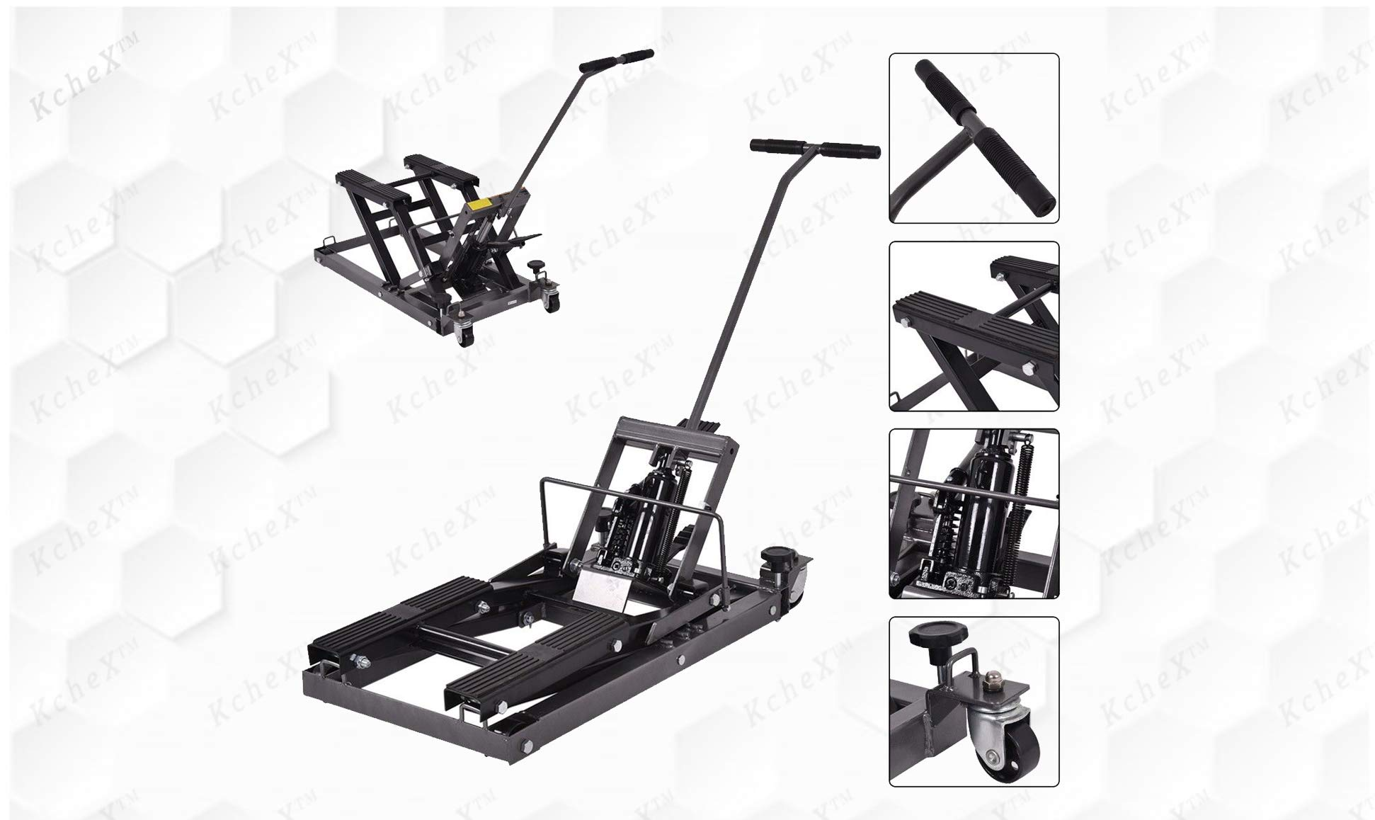 KCHEX_Motorcycle Jack Lift Stand