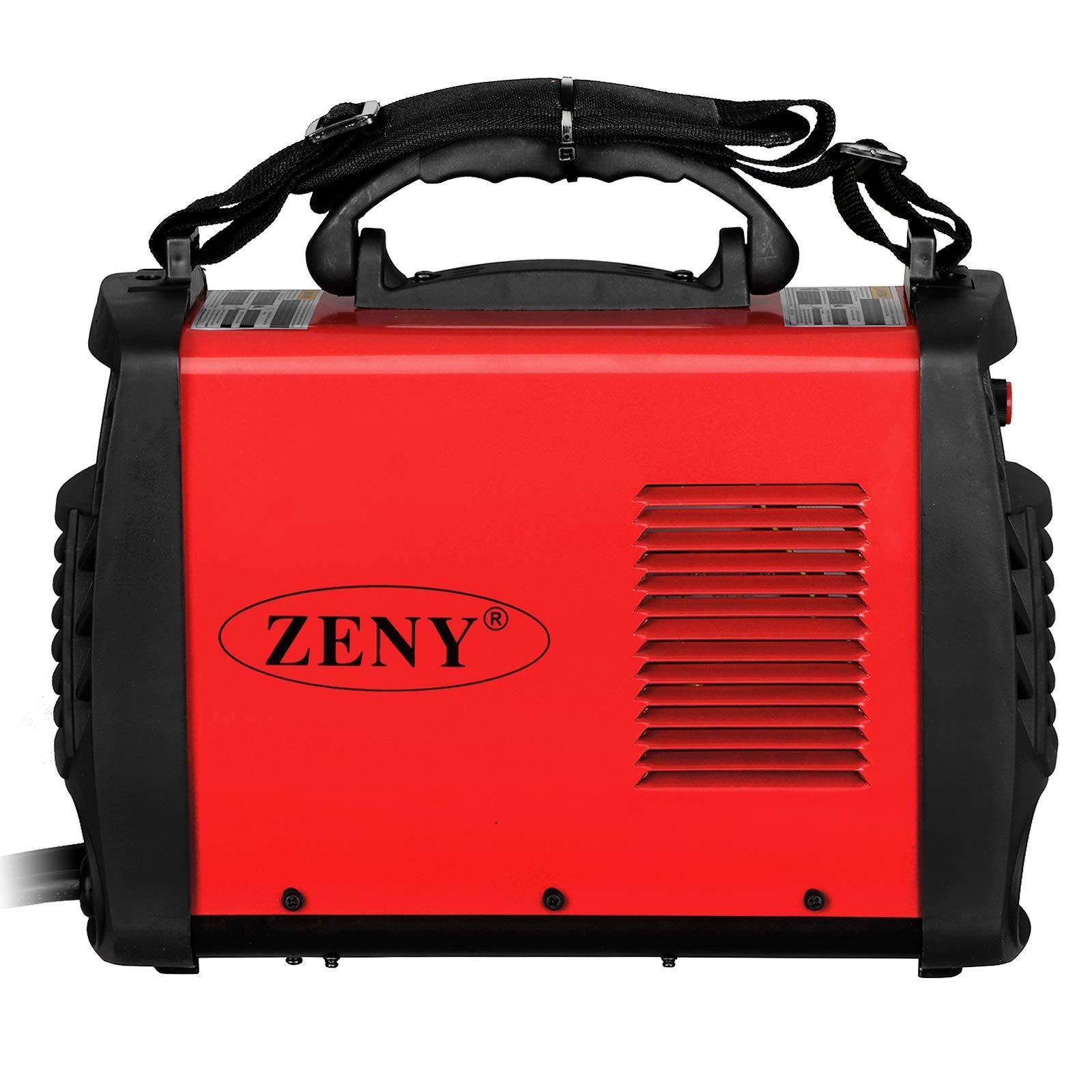 ZENY Arc Welding Machine DC Inverter Handheld Welder MMA 20-160A IGBT 110V/230V Dual Voltage IGBT Stick by ZENY (Image #5)