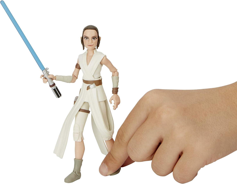 The Rise of Skywalker Star Wars L/'ascension de Skywalker Toybox Rey figurine