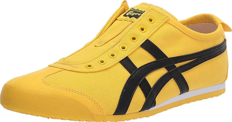 onitsuka tiger mexico 66 yellow black womens trainers very paris