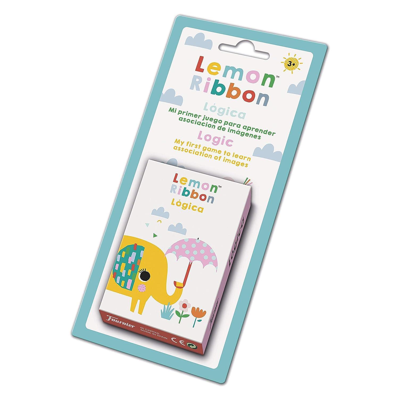Color Multiple 1044175 Mi Primer Juego para Aprender Asociaciones de Im/ágenes Baraja Infantil Educativa Fournier- Lemon Ribbon L/ógica