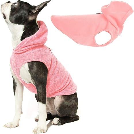 Daisy Dog Hoodie  Pink Dog Jacket  Fleece Jacket