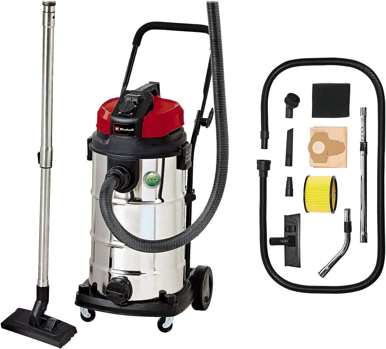 Einhell TE-VC 2340 SA - extractores de polvo (Seco y Húmedo, Multi): Amazon.es: Bricolaje y herramientas
