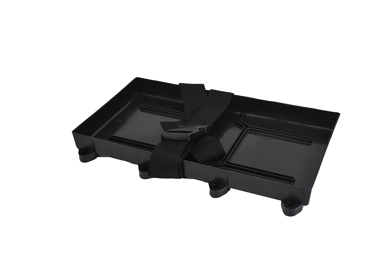 attwood Corporation Battery Tray with 29//31 Series Strap