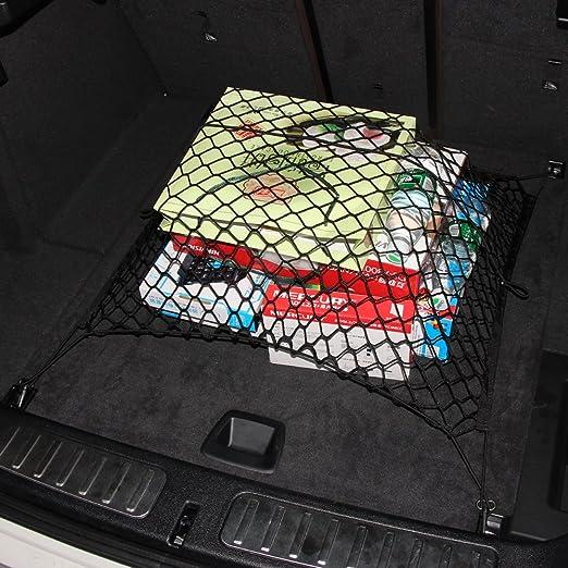 6 opinioni per 9 Moon- Rete elastica per portabagagli, in nylon flessibile, per furgone e suv