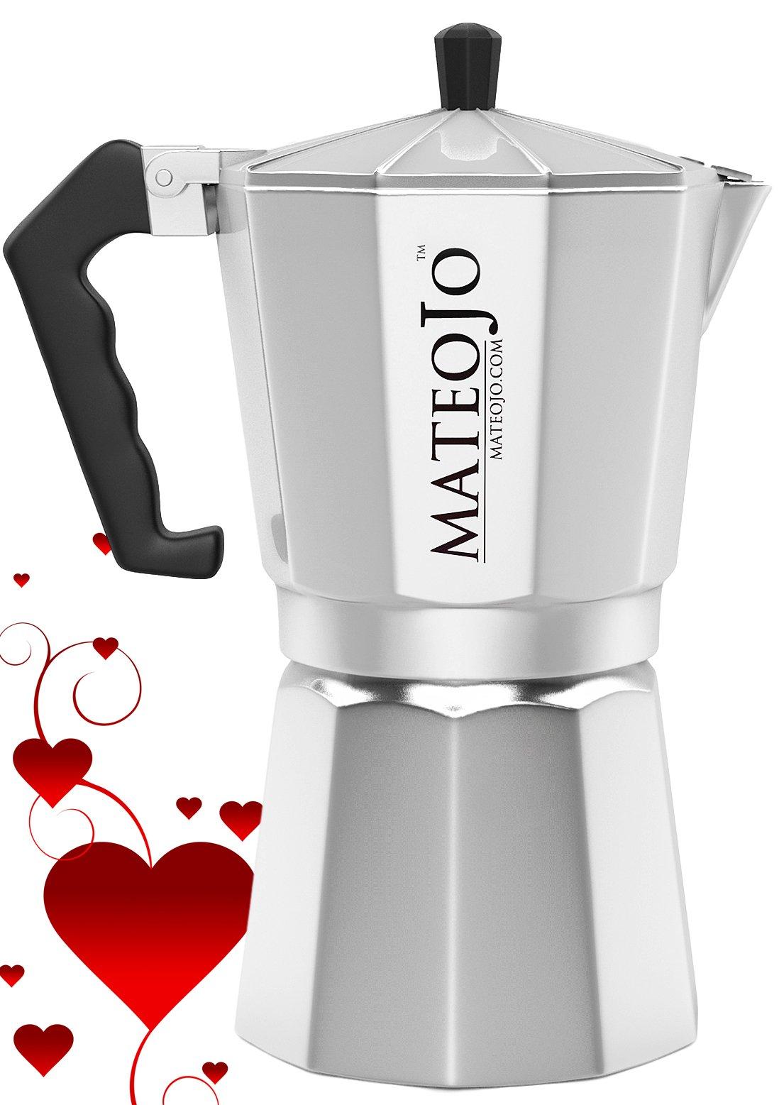 Best Rated In Stovetop Espresso Moka Pots Helpful Customer