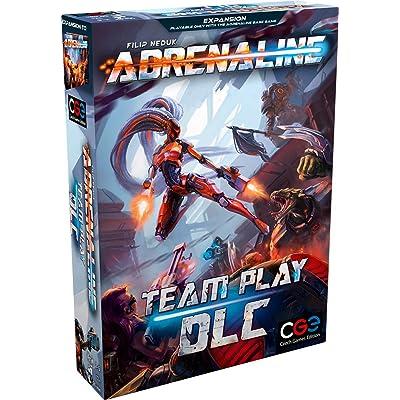 Adrenaline Team Play DLC: Toys & Games
