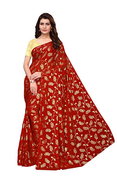 a327c2bbbf Saree For Women Party Wear Half Sarees Offer Designer Below 500 Rupees  Latest Design Under 300 Combo Art Silk New Collection 2019 In Latest With  Designer ...