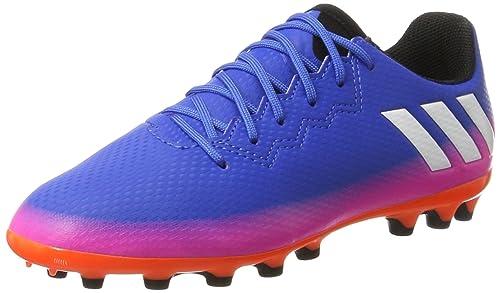 new concept db505 8a317 adidas Messi 16.3 AG J, Botas de fútbol para Niños  Amazon.es  Zapatos y  complementos