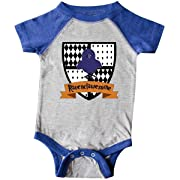 48b6117f695 inktastic - Ravenclawsome Cute Infant Creeper 6 Months Heather and Royal  28c14