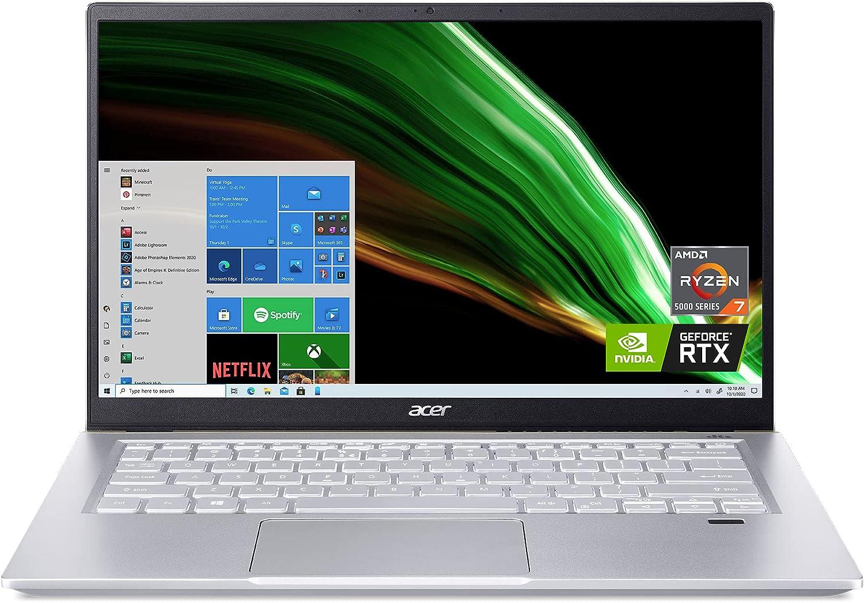 Acer Swift X SFX14-41G-R1S6 Creator Laptop | 14