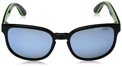 ba1e8af329 Amazon.com  Revo Unisex RE 1028 Kash Square Polarized UV Protection  Sunglasses