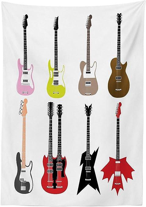 Yeuss Mantel para Guitarra al Aire Libre,Colecci¨®n Gr¨¢fica de ...