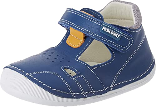 Pablosky Sandals, Blue (Azul 068742), 6