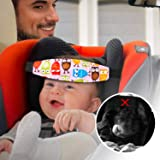 2 Packs Toddler Car Seat Neck Relief and Head