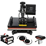 Heat Press 5 in 1 Digital Multifunctional
