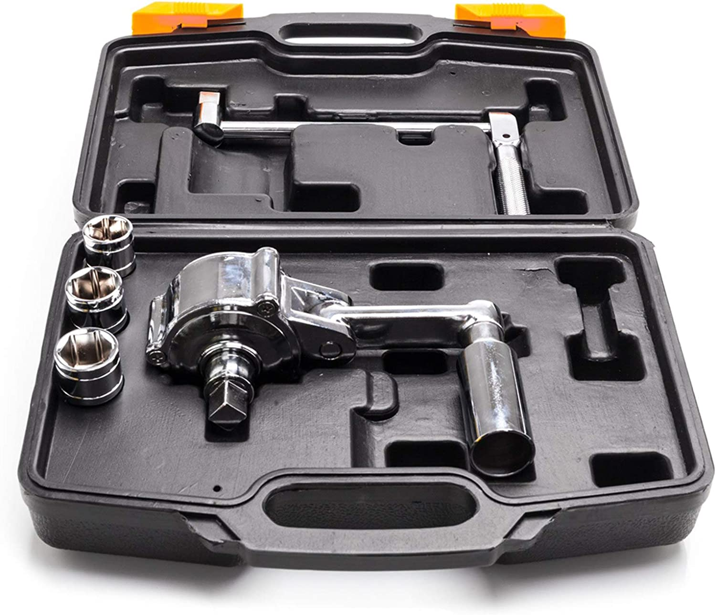 Torque MultiplierLug Nut Remover Sockets Labor Saving Wrench RV Truck 1:78