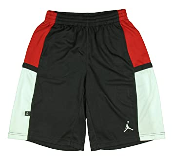 Amazon.com : Boys Nike Air Jordan Mesh Athletic Shorts (Large ...
