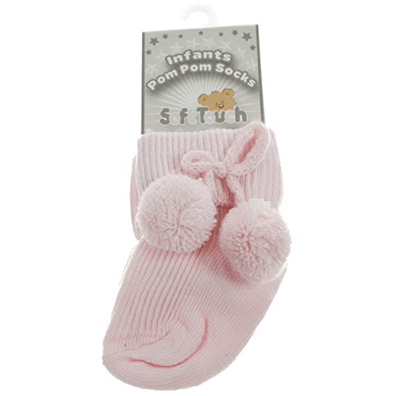 Soft Touch - Calcetines - para bebé niña: Amazon.es: Ropa y accesorios