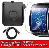 Amazon.com: Tkasing Samsung Galaxy Gear S R750 Smart Watch ...