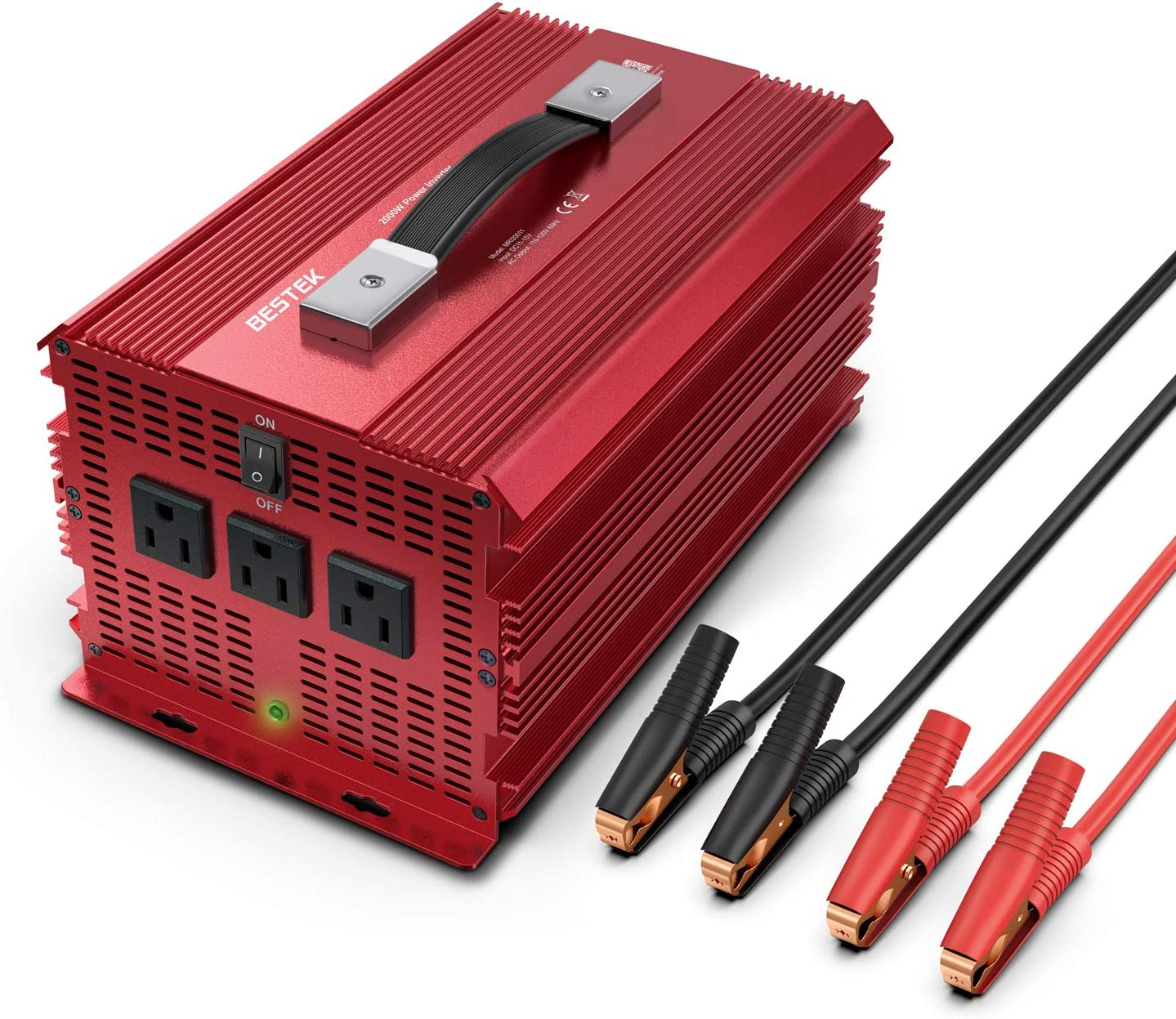 5 Best Power Inverter for Camping of 2020 [Read Before Buy] 35
