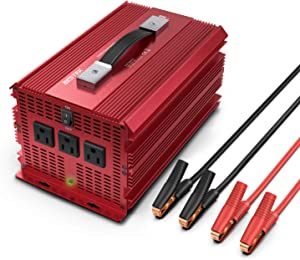 BESTEK 2000W Power Inverter