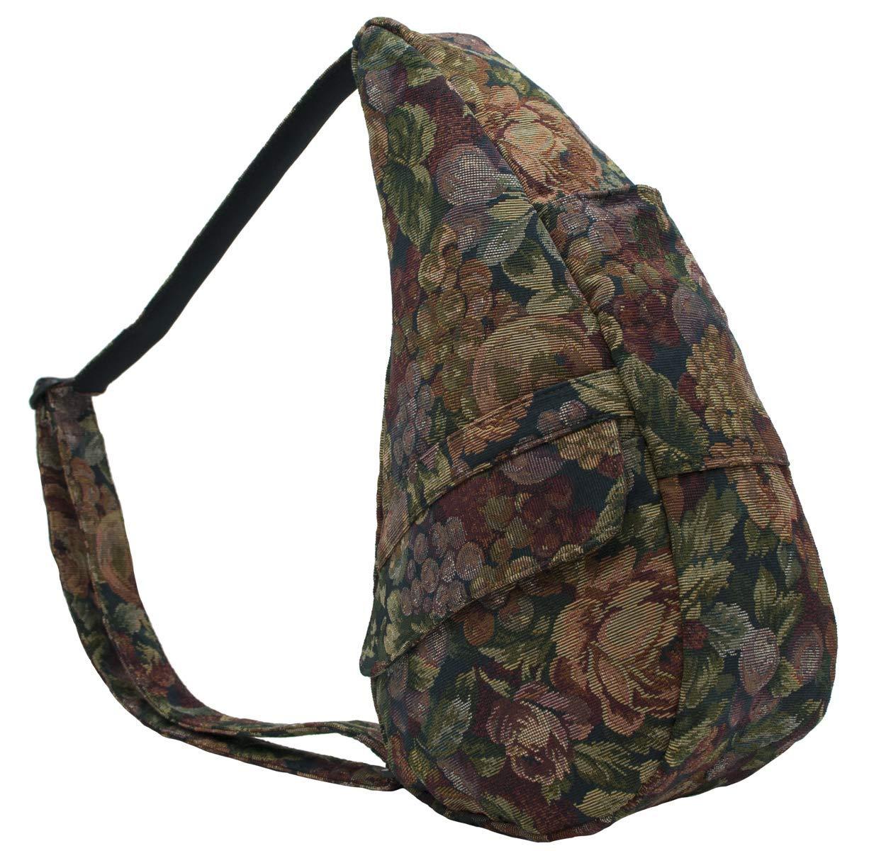 AmeriBag Healthy Back Bag tote Tapestry Small (Rose Bloom)